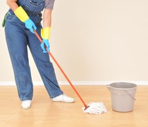 Commercial office cleaners Leicester